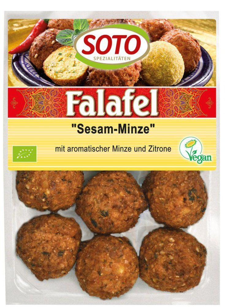Falafel ´Sesam-Minze´