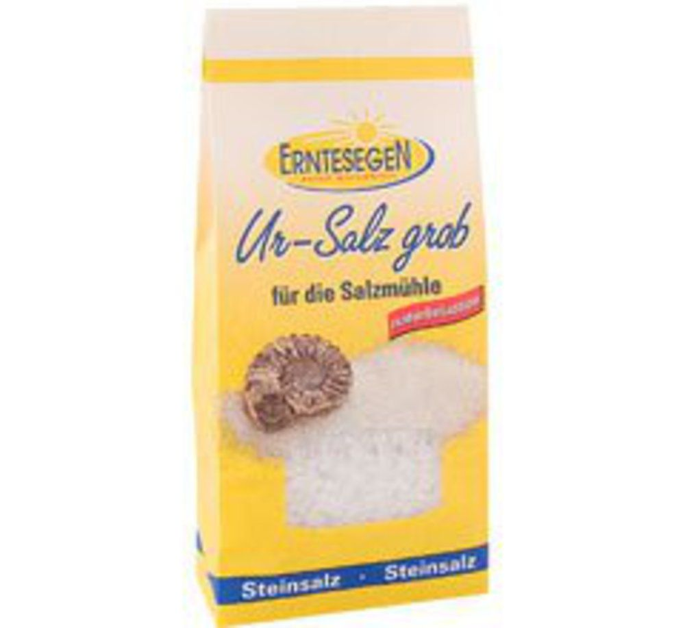 Ur-Salz grob für die Salzmühle