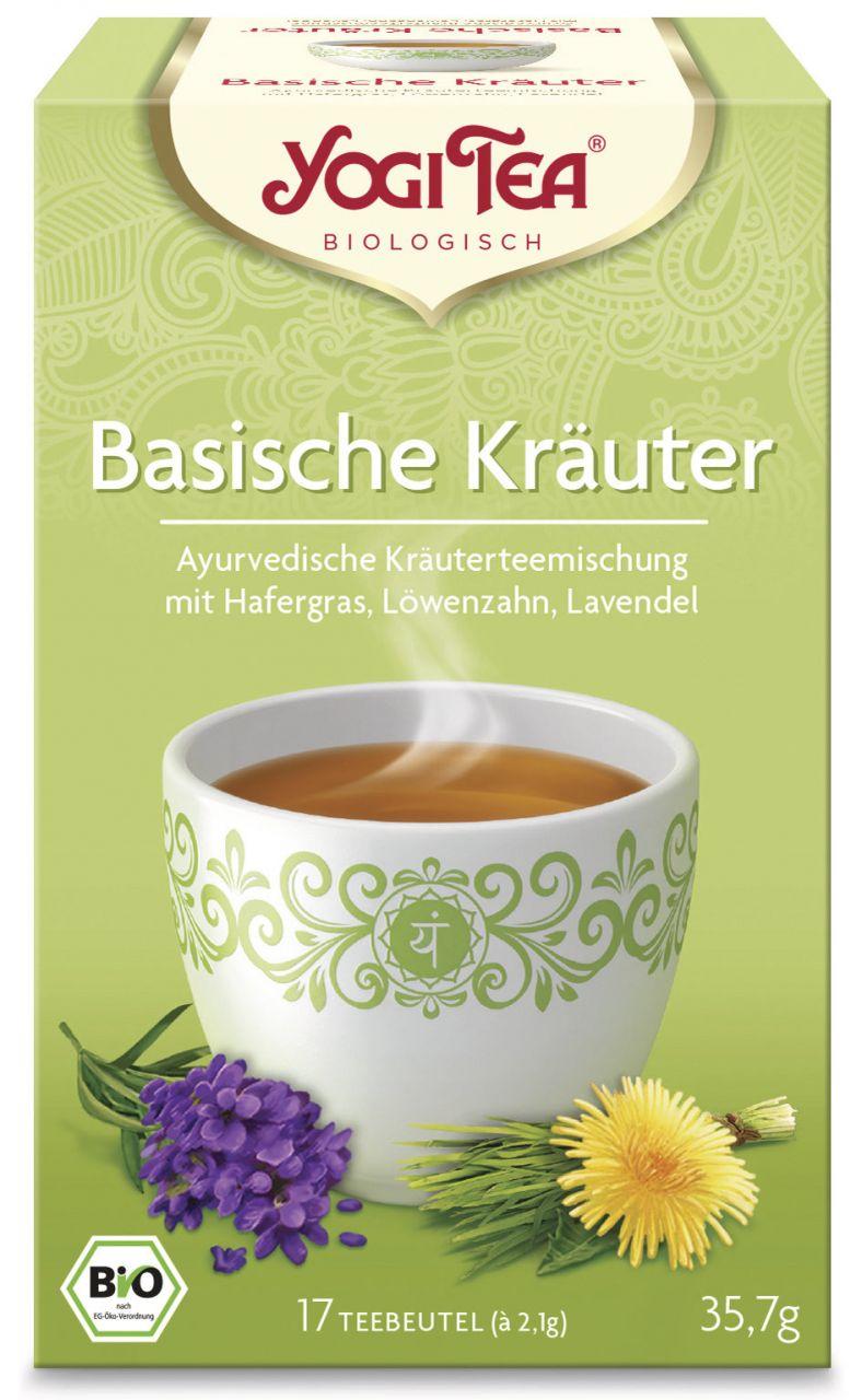 Yogi Tea® Basische Kräuter Bio
