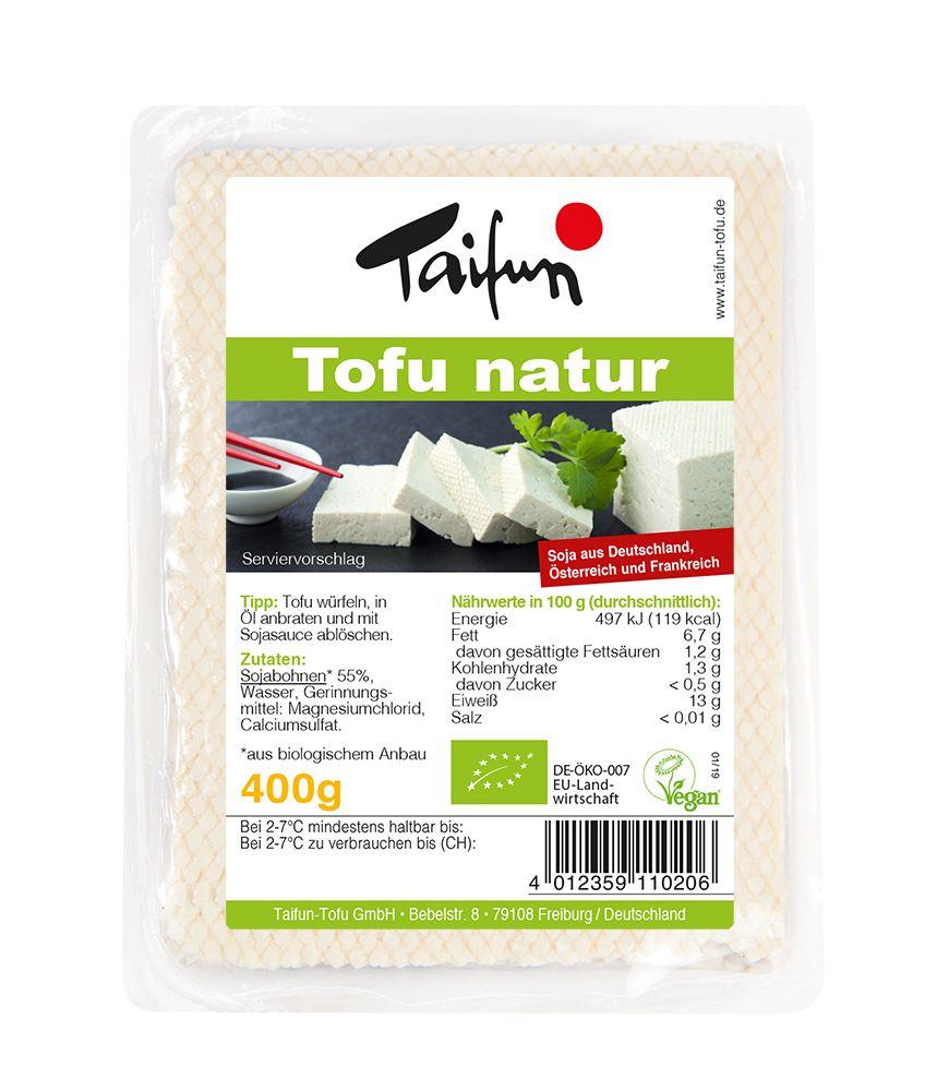 Tofu natur 400g