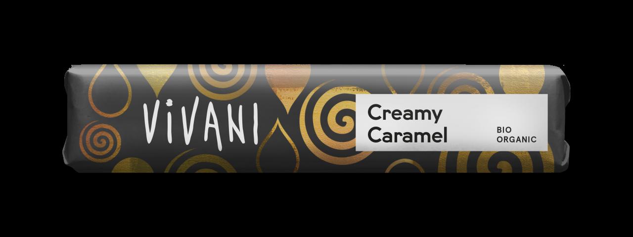 Creamy Caramel Riegel