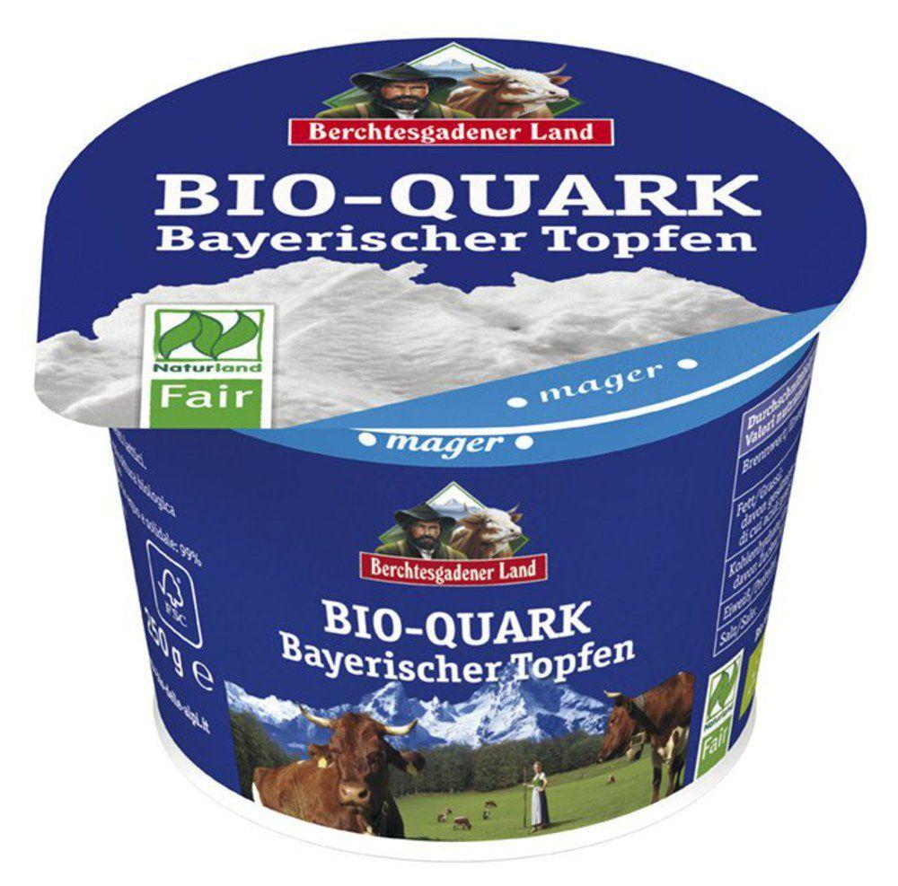 BGL Bio-Speisequark - Magerstufe 0,2% absolut Fett