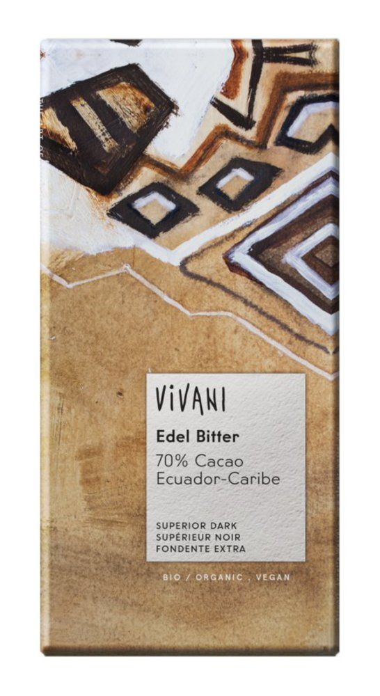 Edel Bitter 70% Cacao
