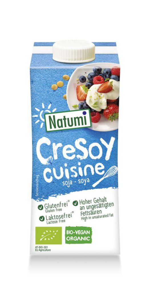 CreSoy Cuisine Sojazubereitung