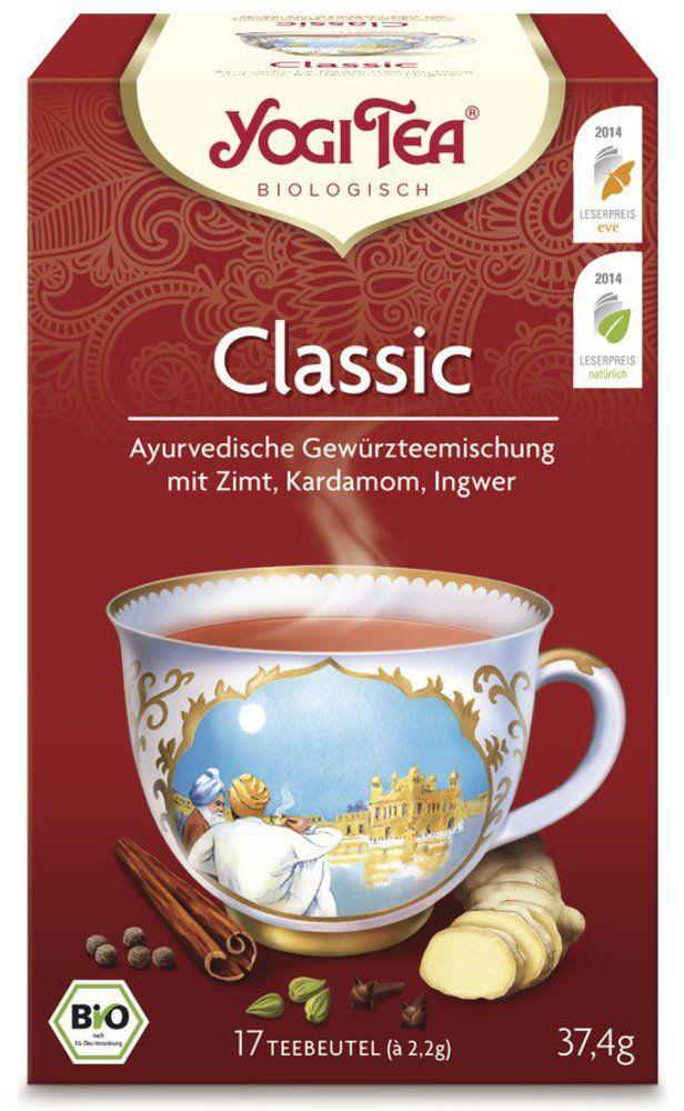 Yogi Tea® Classic Bio