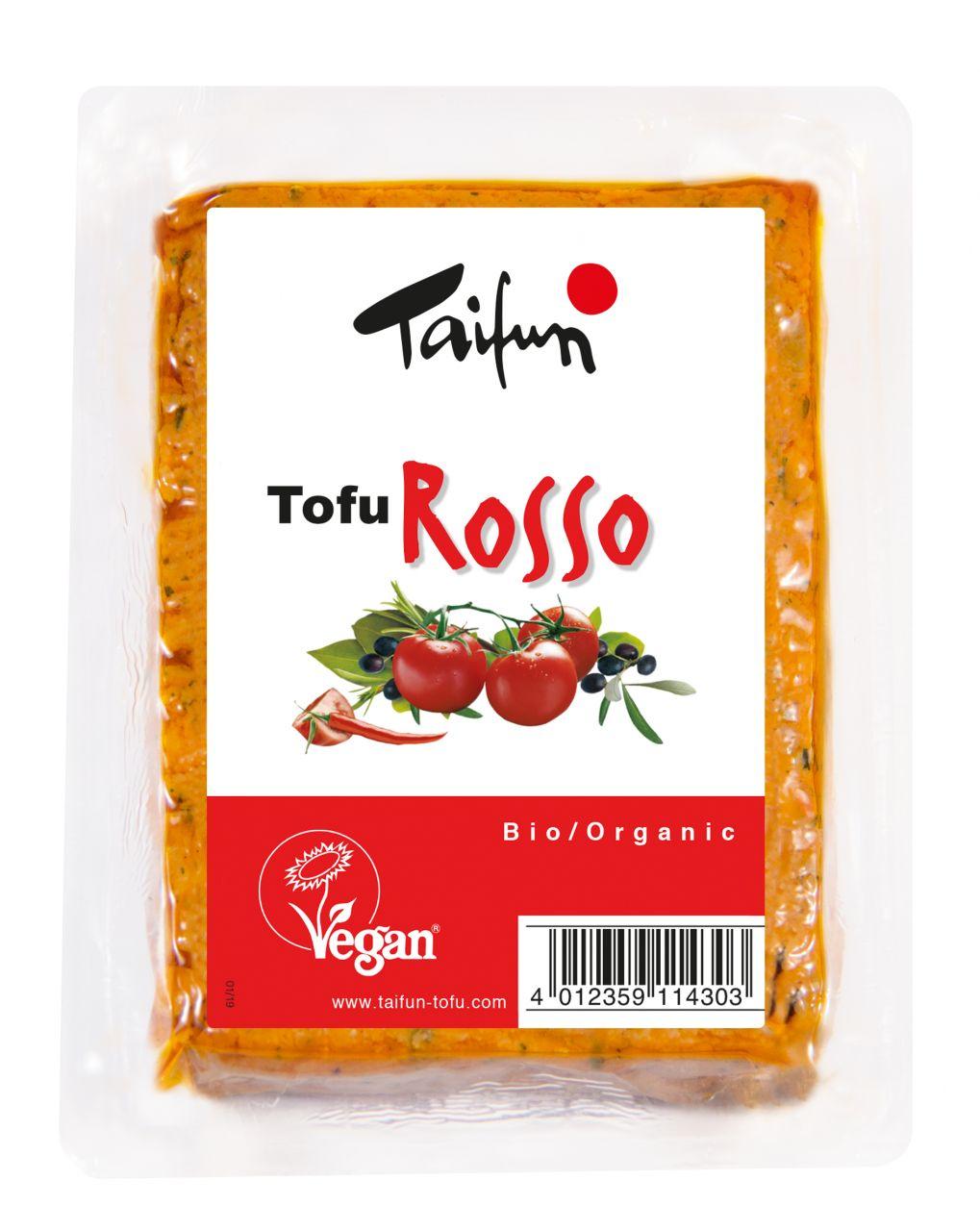 Tofu Rosso