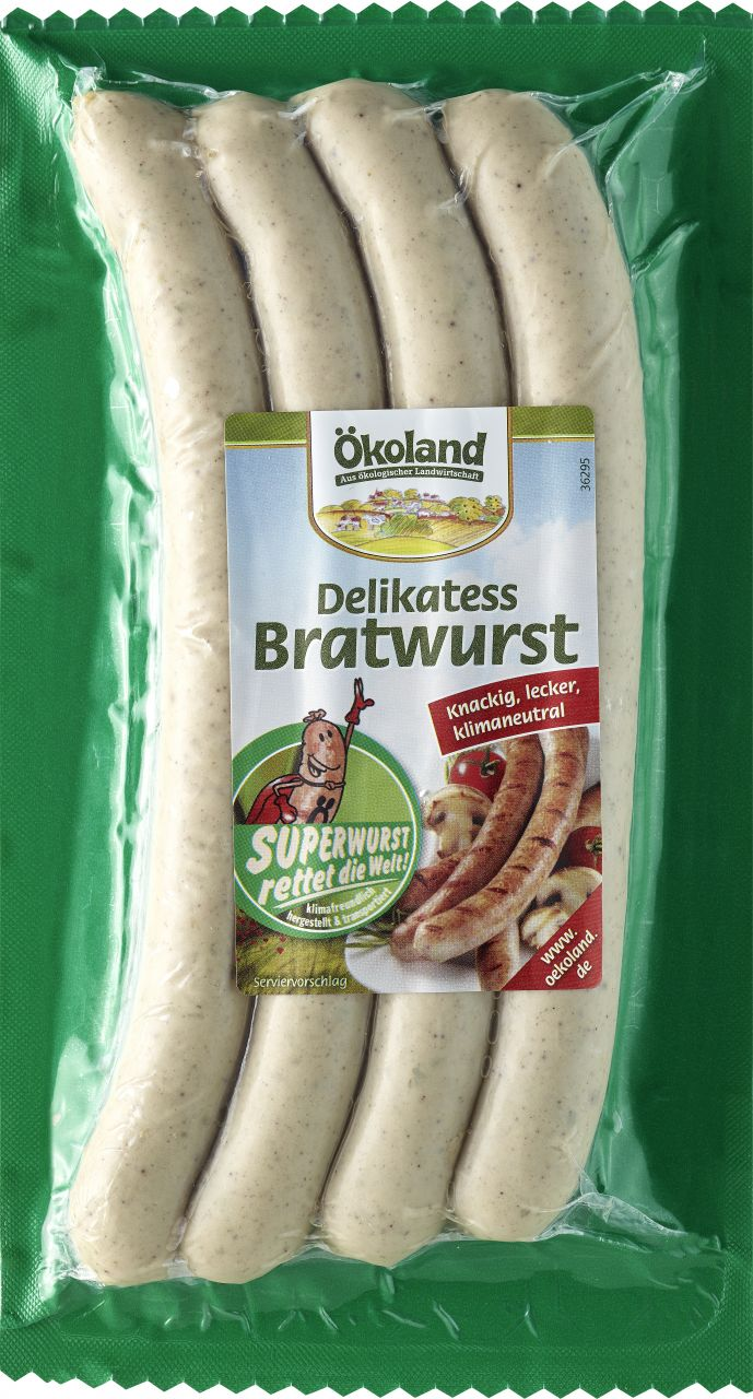 Delikatess Bratwurst ´Superwurst´