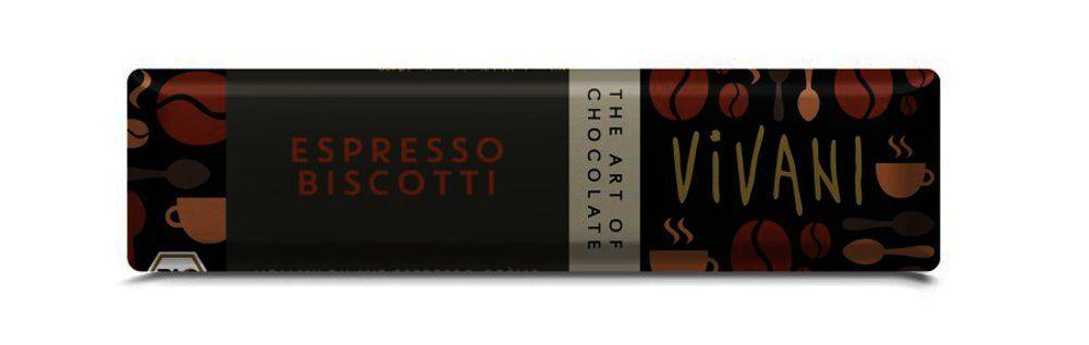 Espresso Biscotti Riegel