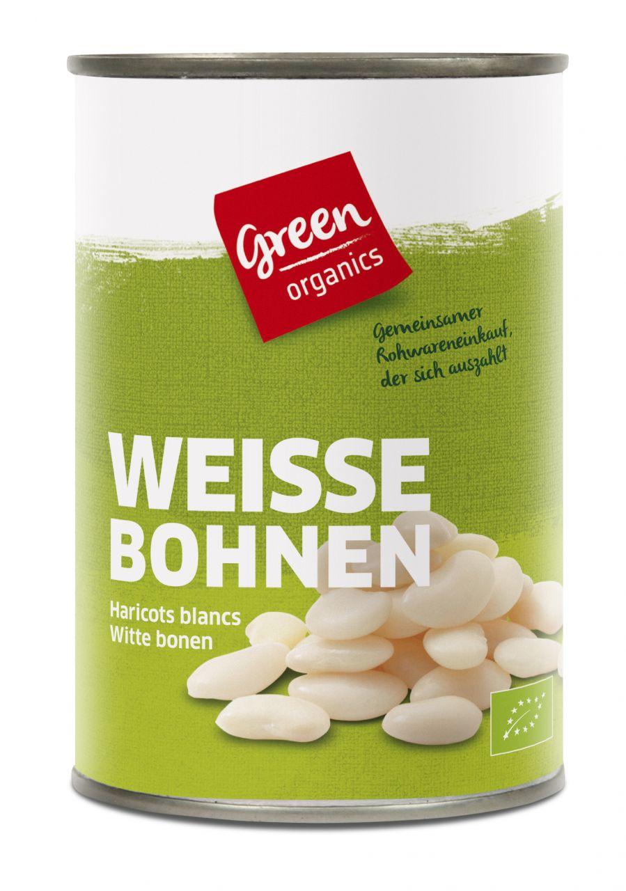 Weiße Bohnen Dose