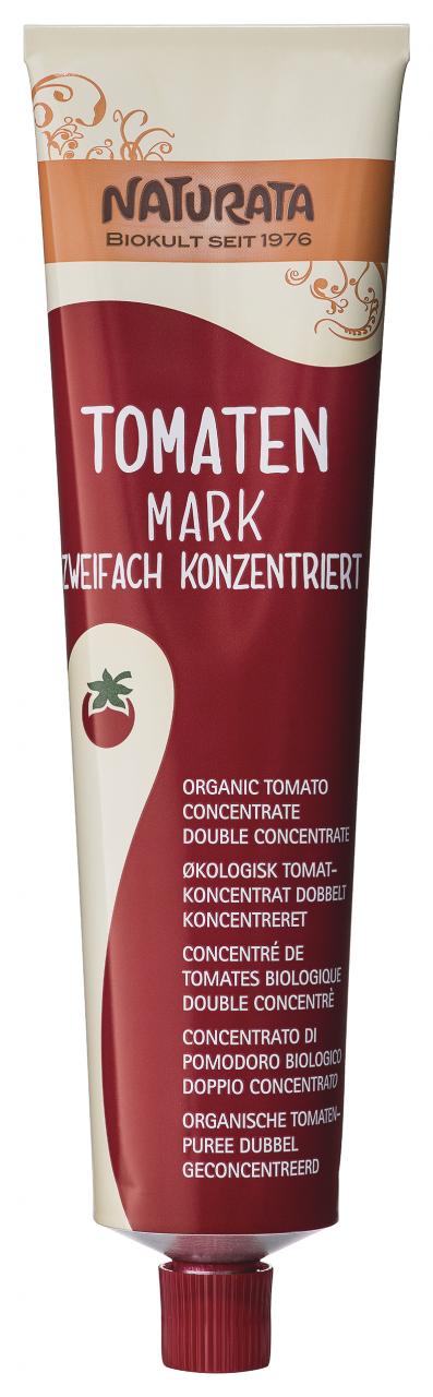Tomatenmark, zweifach konzentriert 28-30 %, Tube