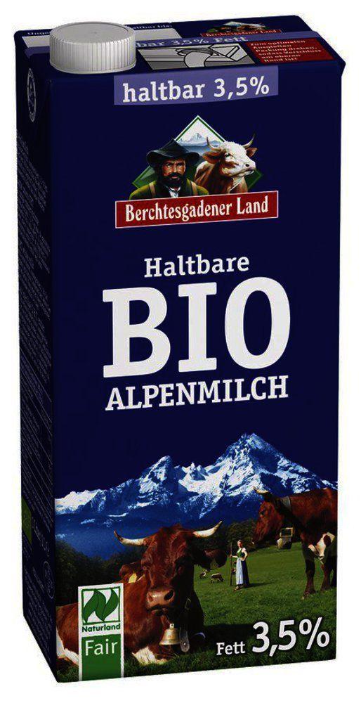 BGL Haltbare Bio-Alpenmilch 3,5% Fett