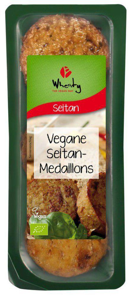 Seitan-Medaillons