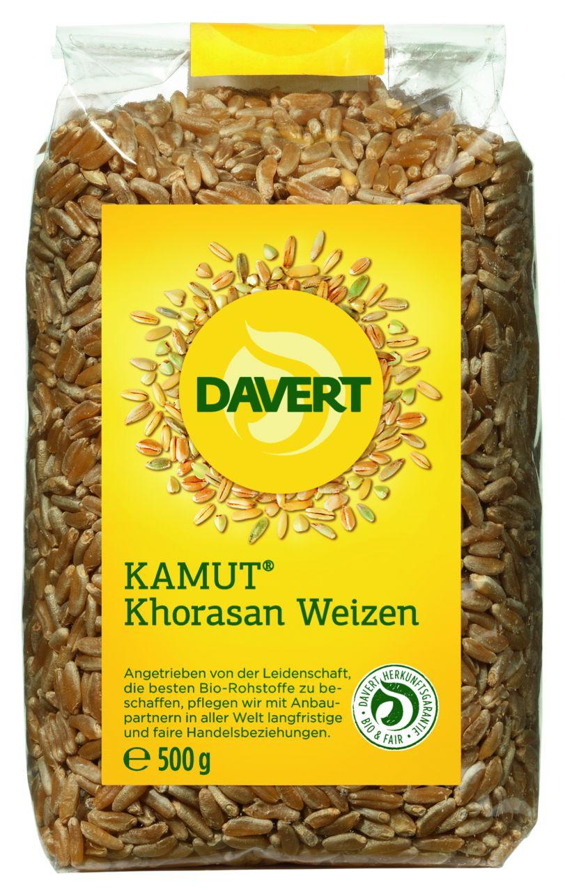 KAMUT® Khorasan Weizen 500g