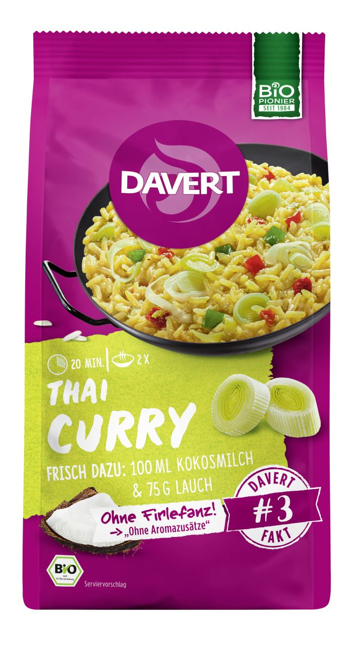 Thai Curry 170g