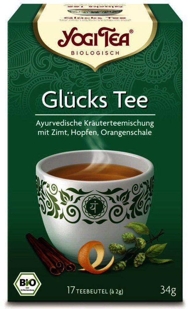 Yogi Tea® Glücks Tee Bio