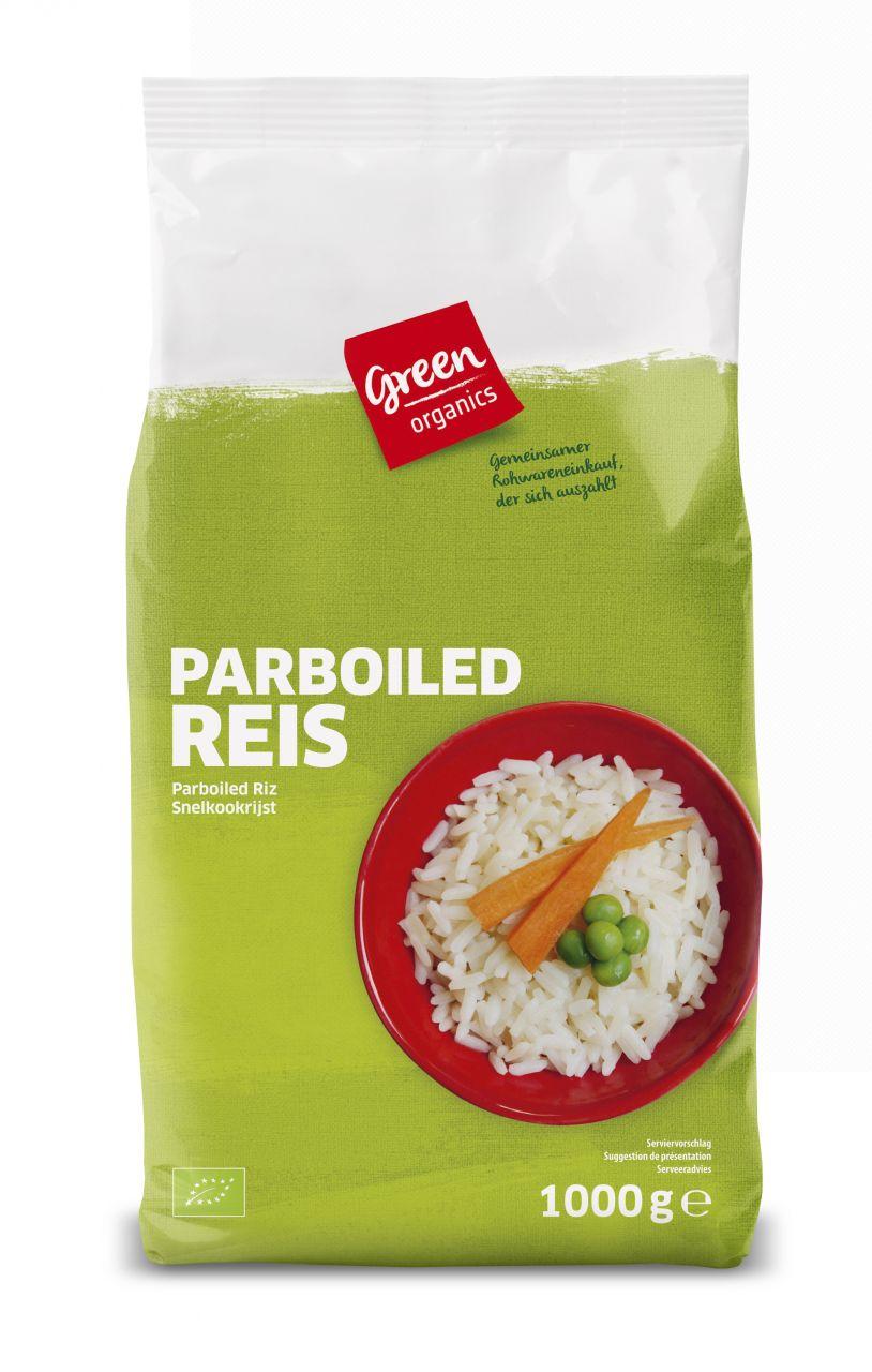 Bio-Parboiled Reis 1000g