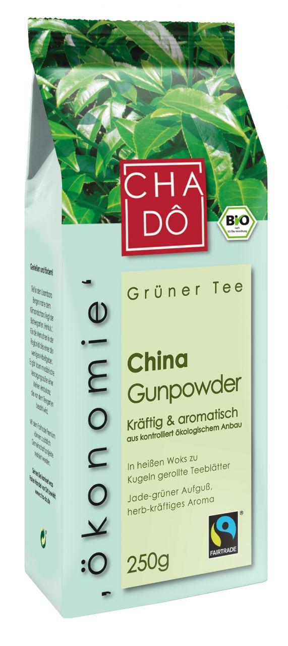 Fairtrade Half Gunpowder