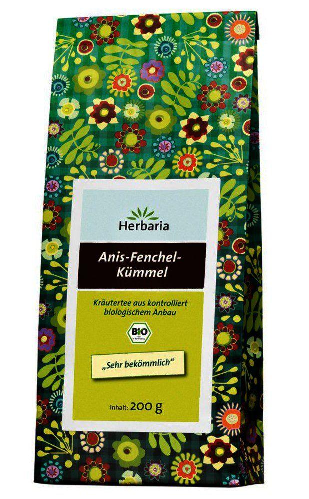Anis-Fenchel-Kümmel-Tee bio