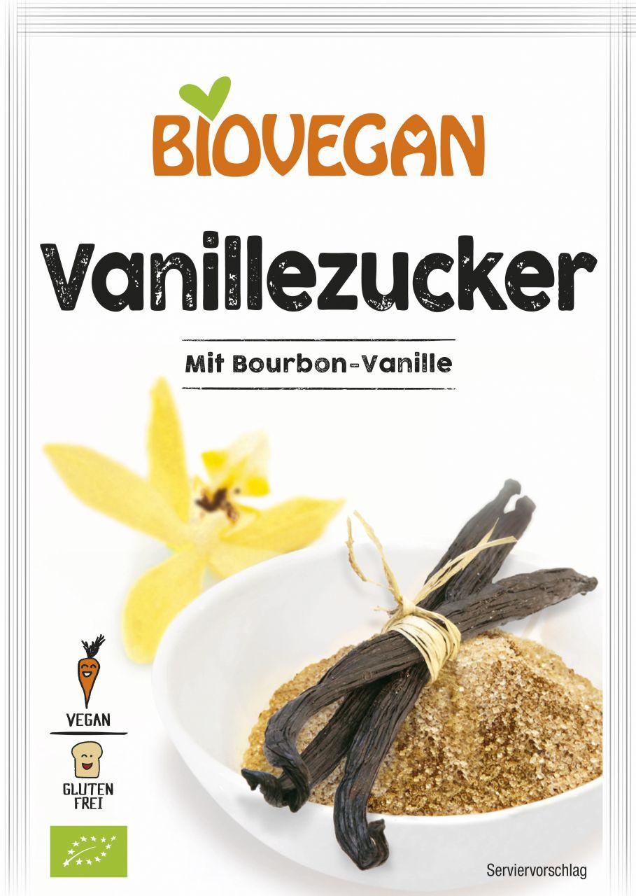Vanillezucker, BIO