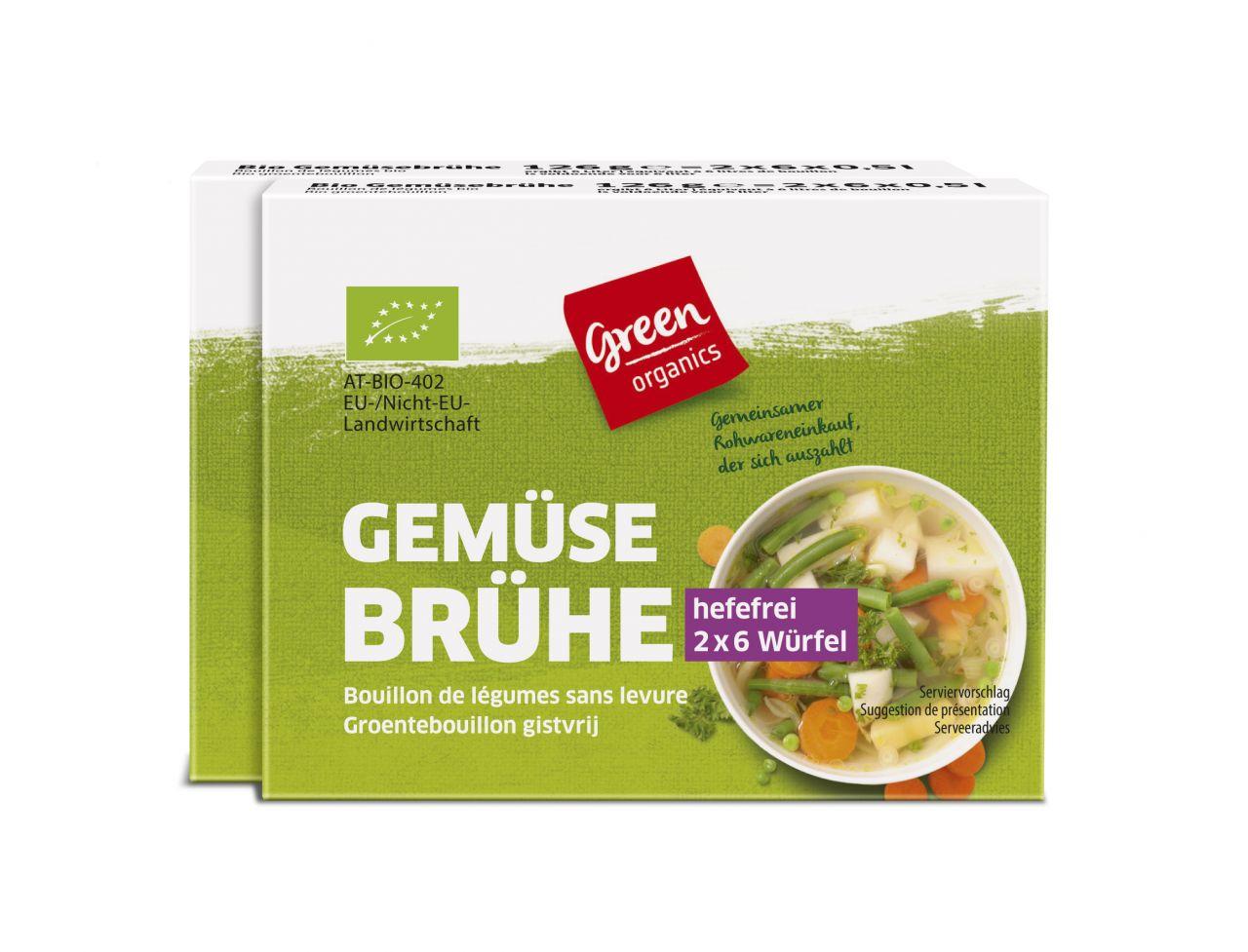 Gemüse Brühe