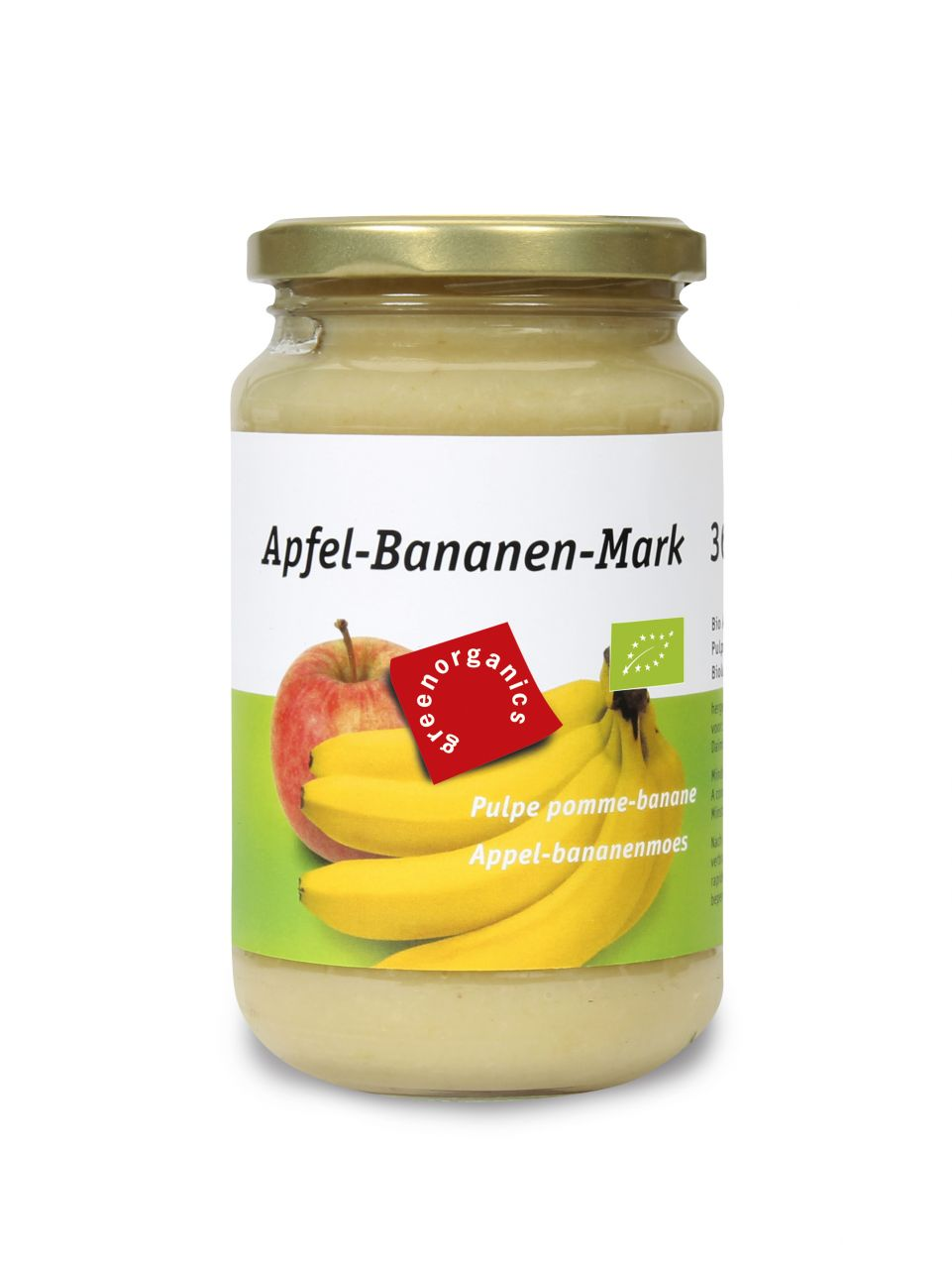 Apfel-Bananen-Mark 370ml