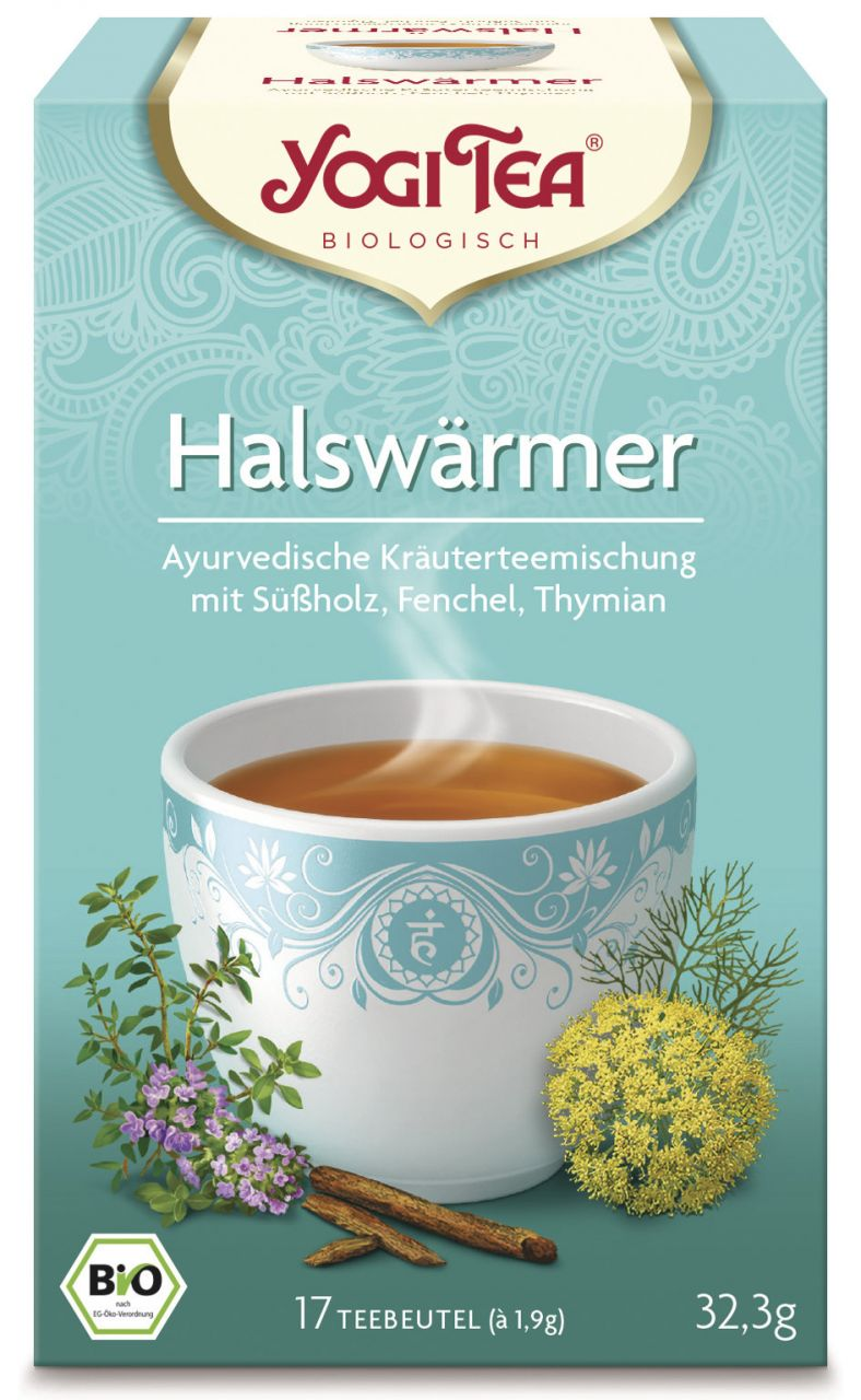 Yogi Tea® Halswärmer Bio