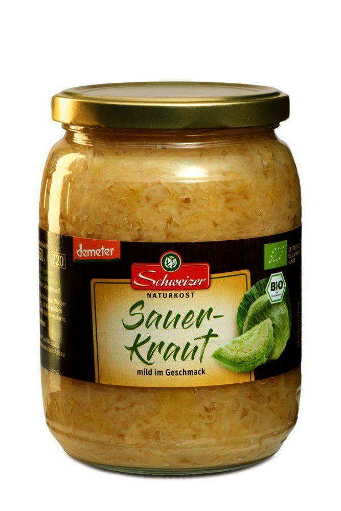 demeter Sauerkraut