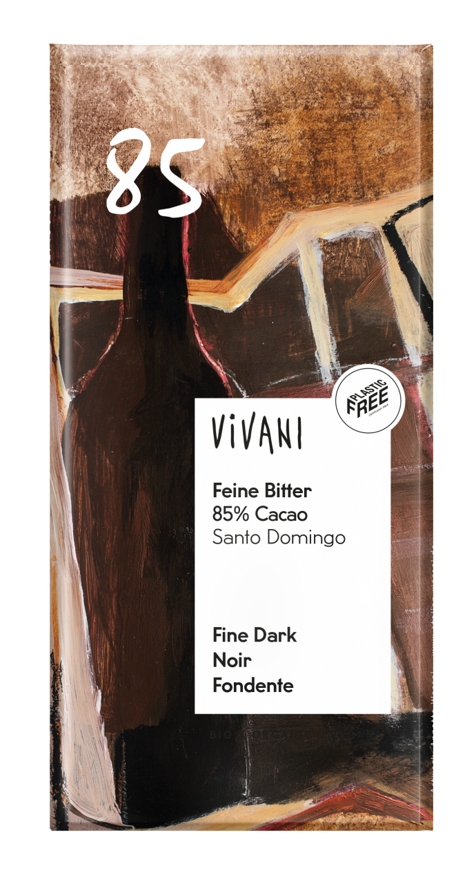 Feine Bitter 85 % Cacao