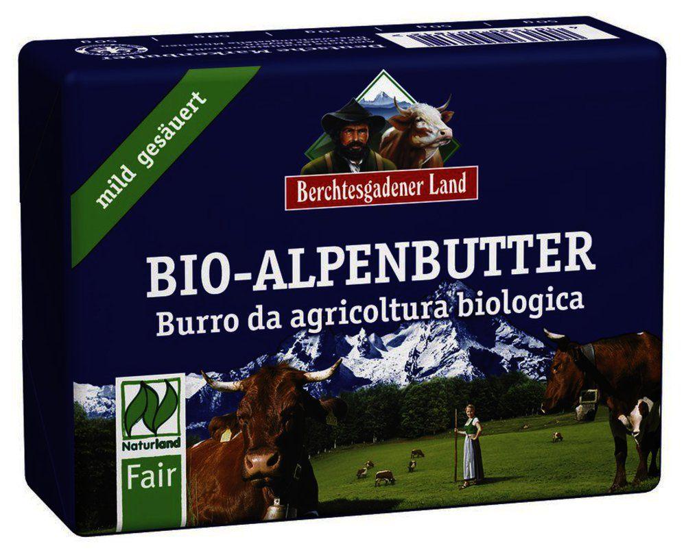 BGL Frische Bio-Alpenbutter