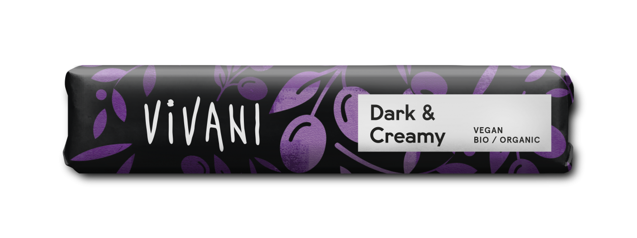 Dark & Creamy Schokoriegel