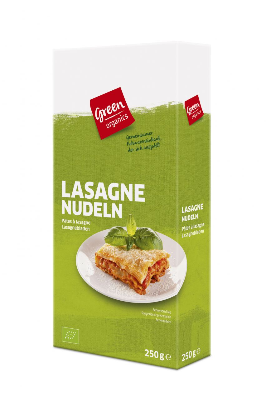 Lasagne Platten