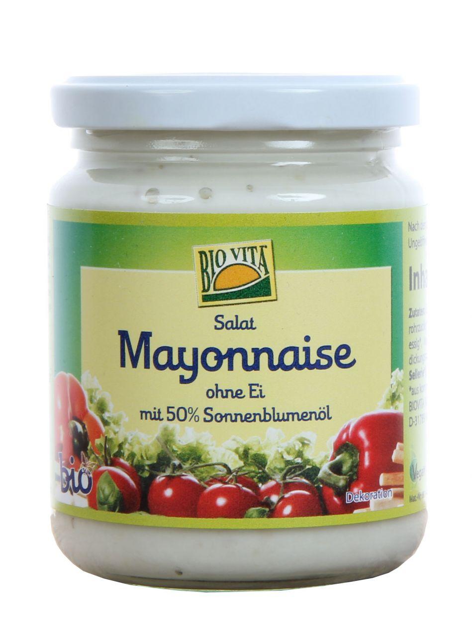 Mayonnaise ohne Ei