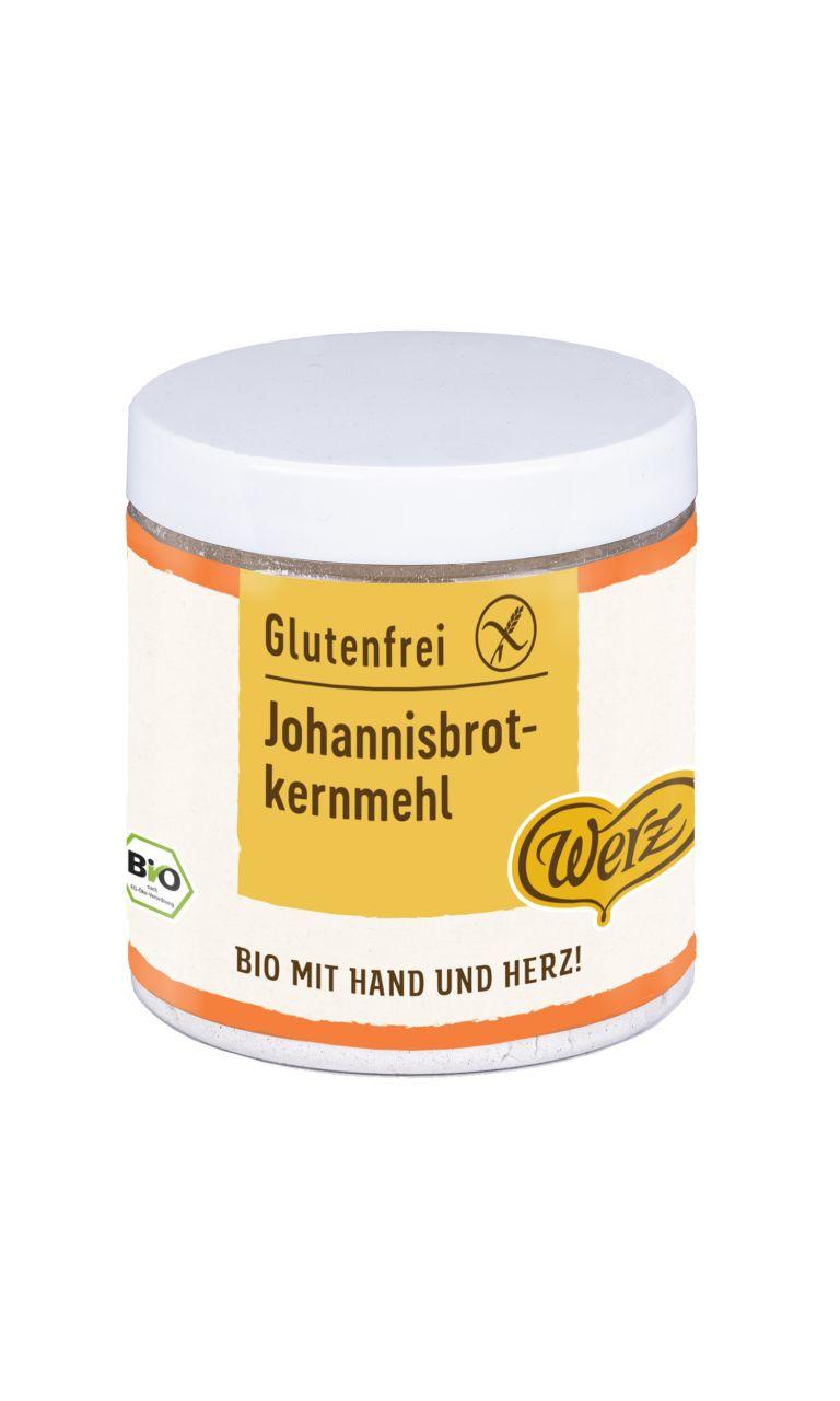 Johannisbrotkernmehl, glutenfrei
