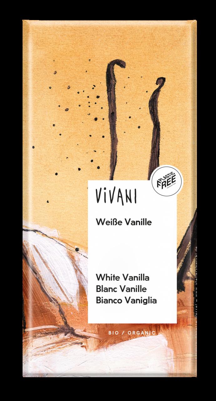 Weiße Vanille