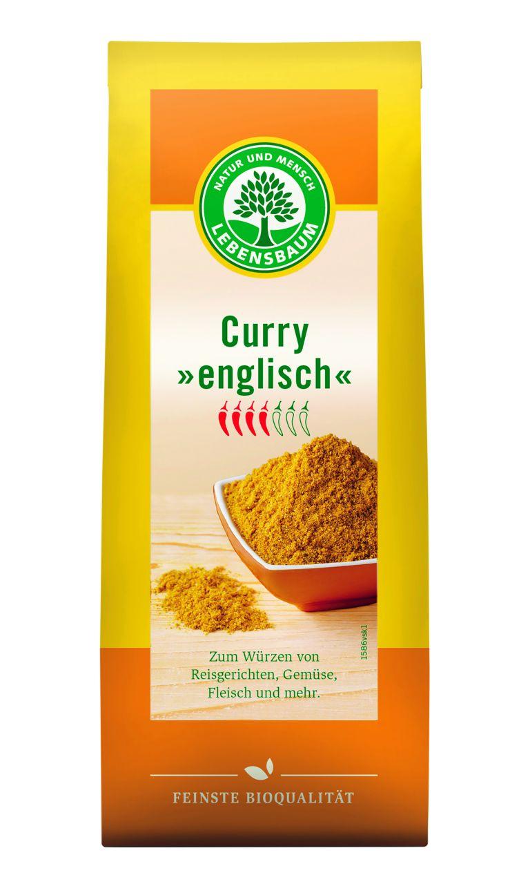 Curry >>englisch<<