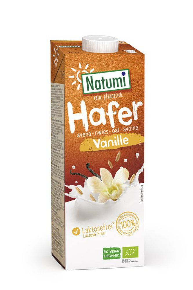 Hafer Vanille