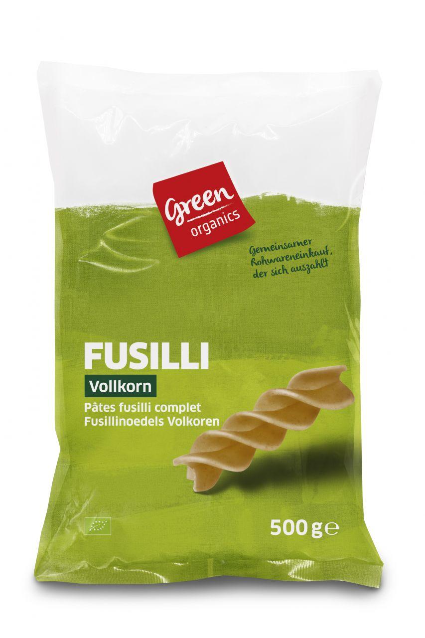 Fusilli Vollkorn
