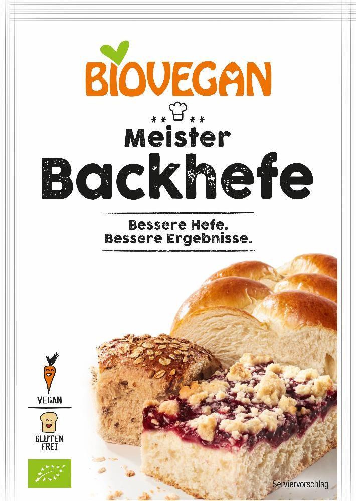 Meister Backhefe, BIO