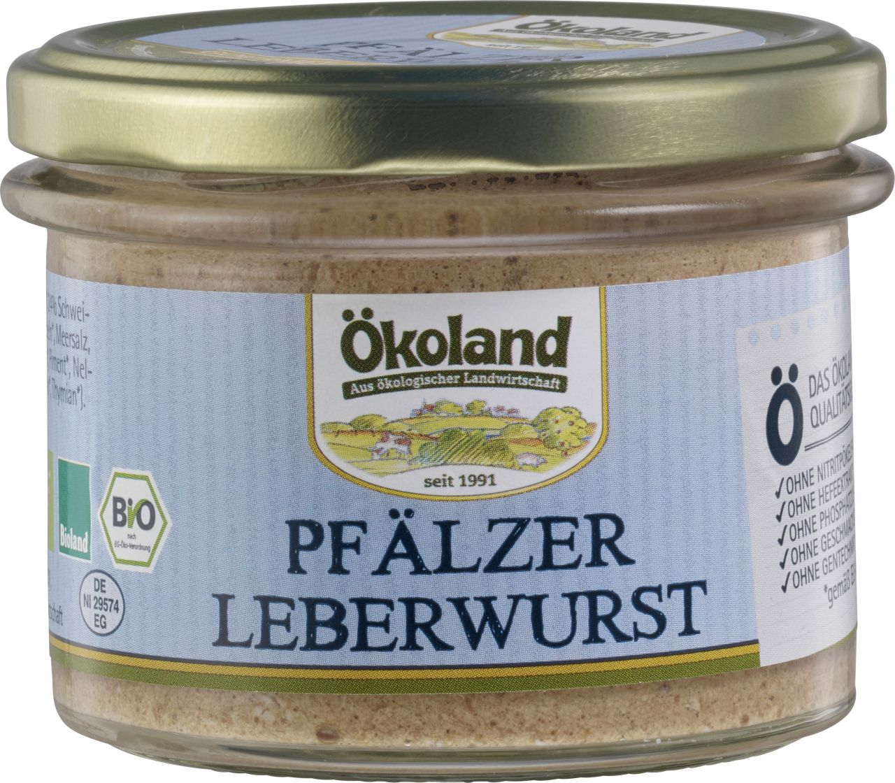 Pfälzer Leberwurst