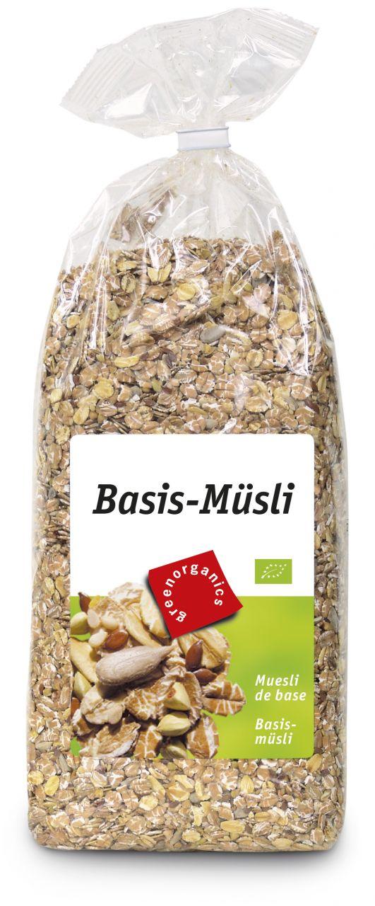 Basis-Müsli 1000g