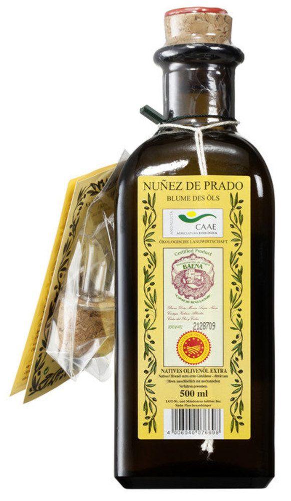 Olivenöl 'Blume des Öls', nativ extra