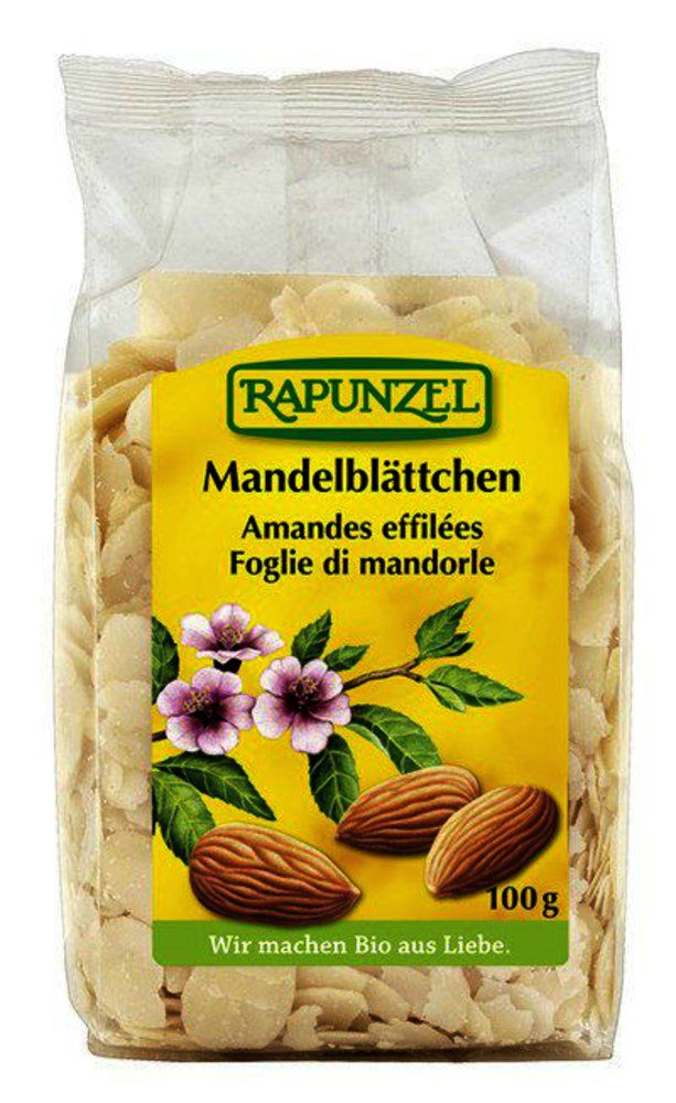 Mandelblättchen