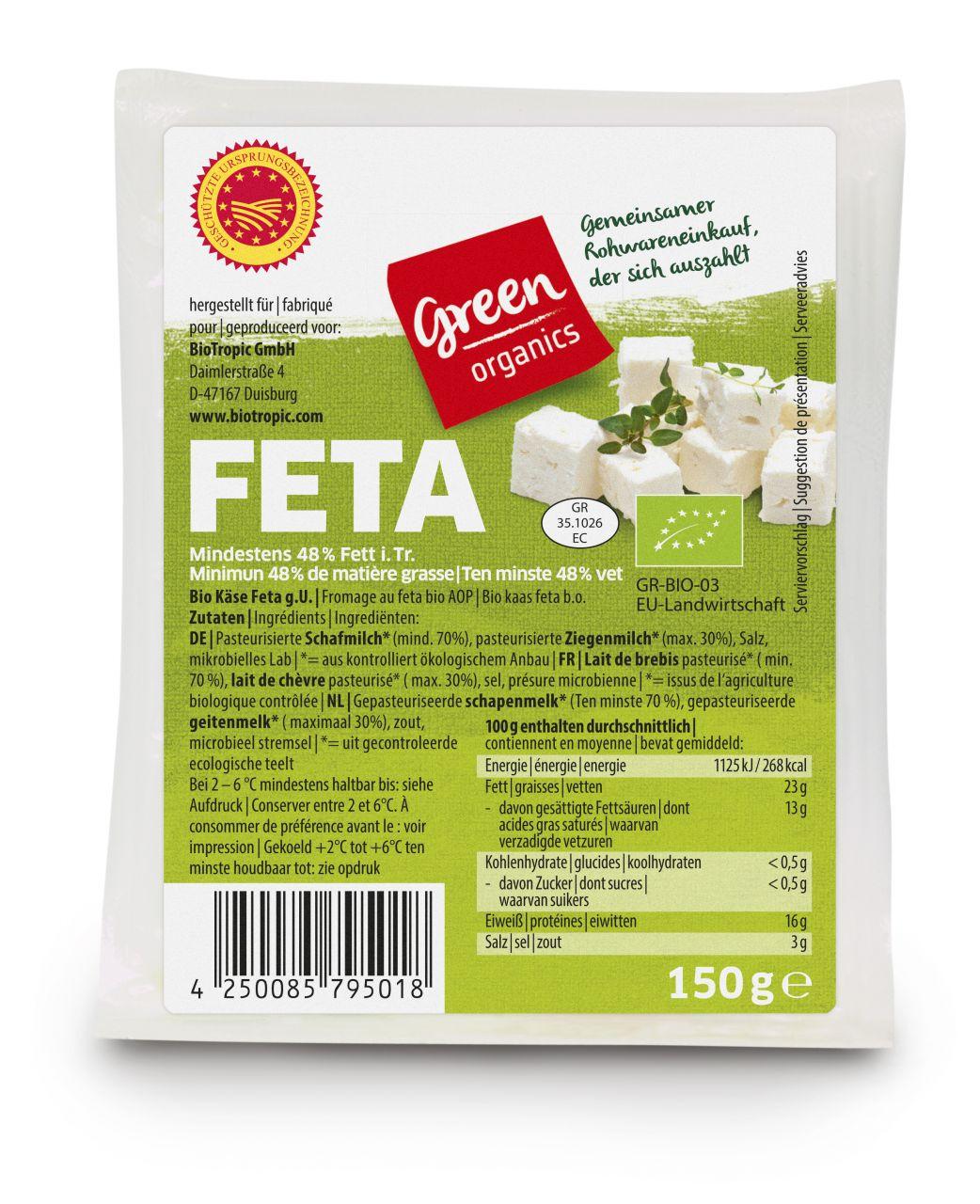 griechischer Feta