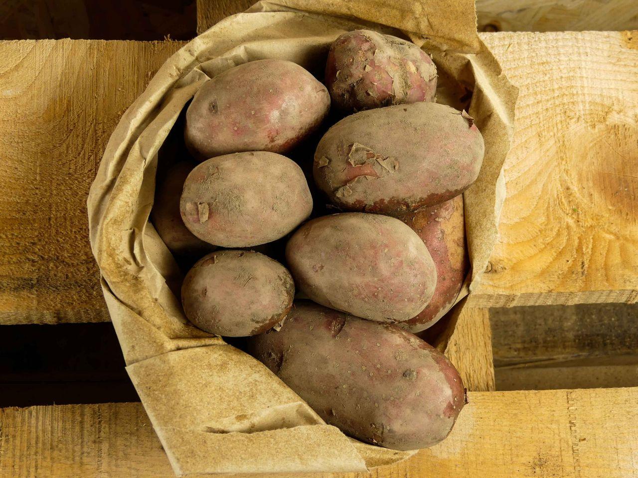 Kartoffeln (vorwiegend festkochend)