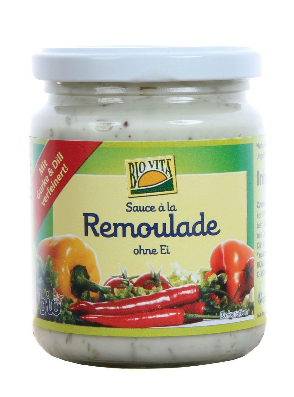 Sauce à la Remoulade ohne Ei