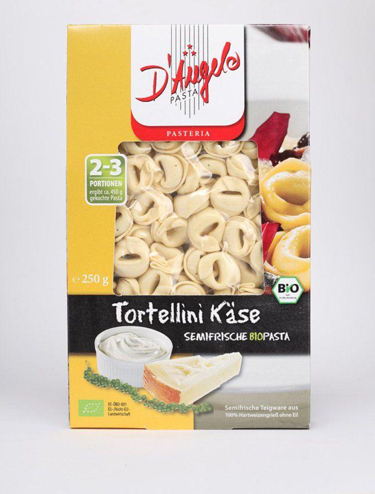 Tortellini Käse, Teigware, gefüllt