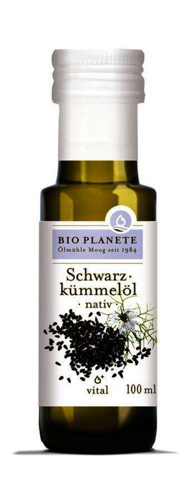 Schwarzkümmelöl nativ