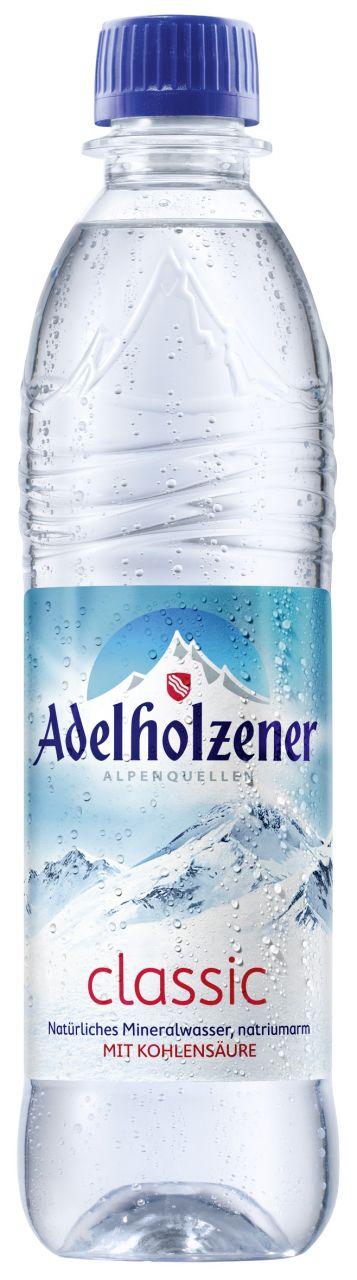 Adelholzener Mineralwasser Classic