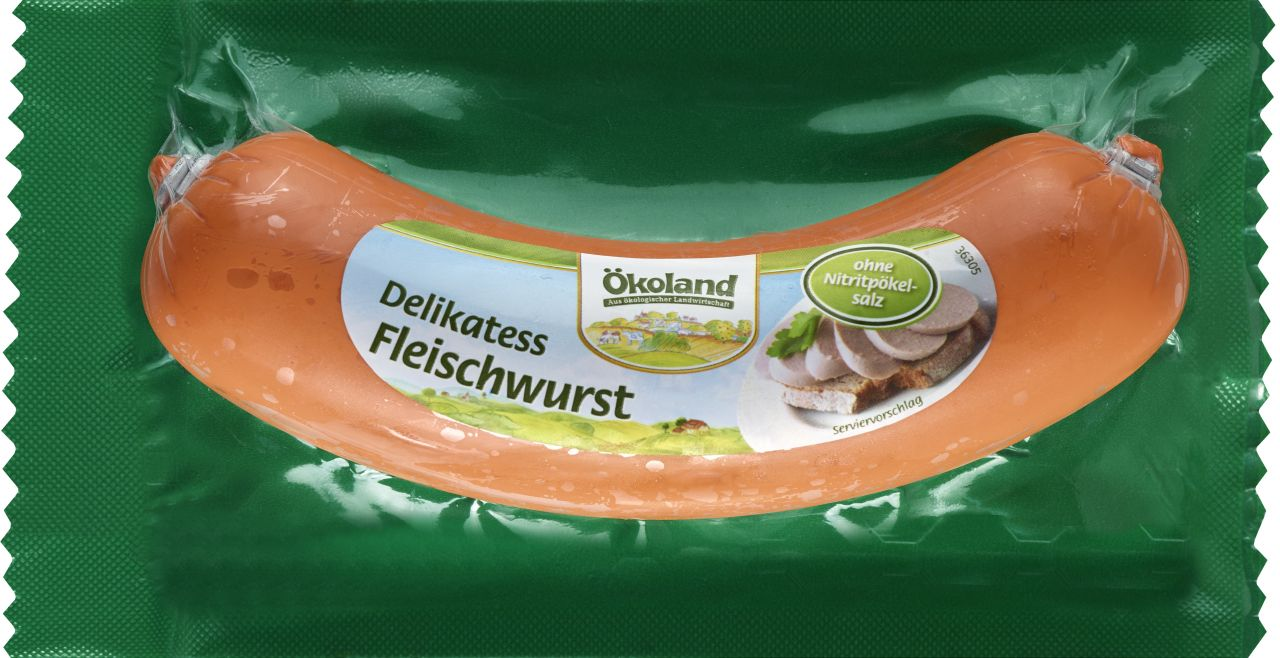 Delikatess Fleischwurst