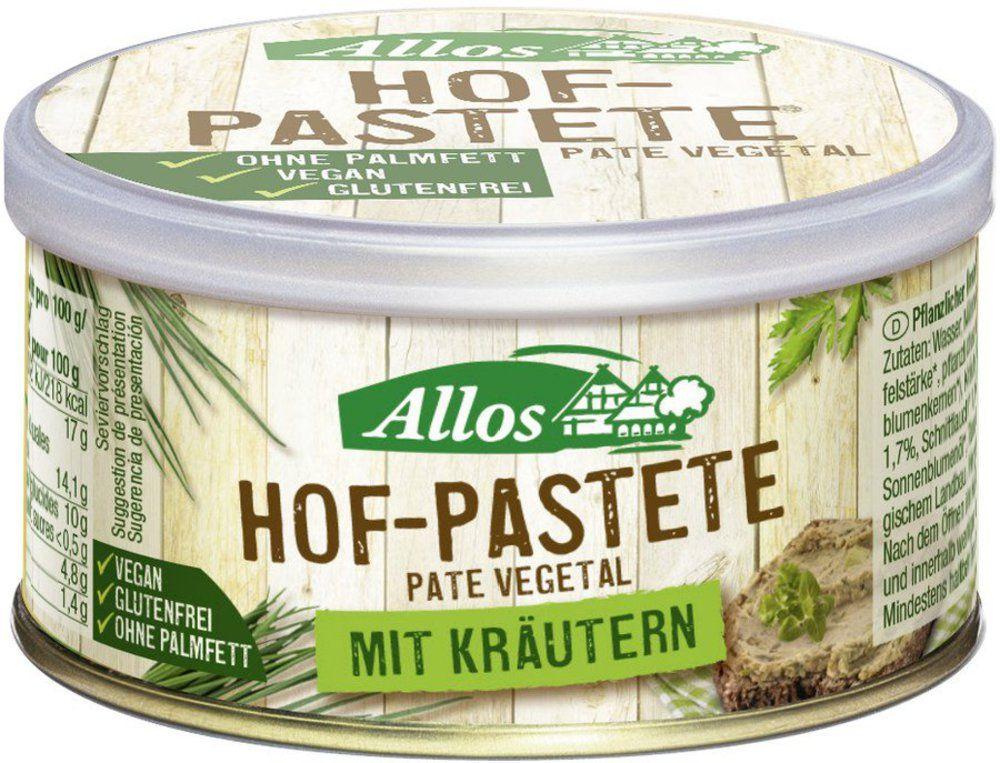 Hof-Pastete Kräuter